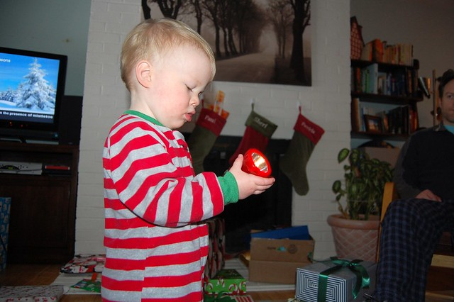 Treasured flashlight