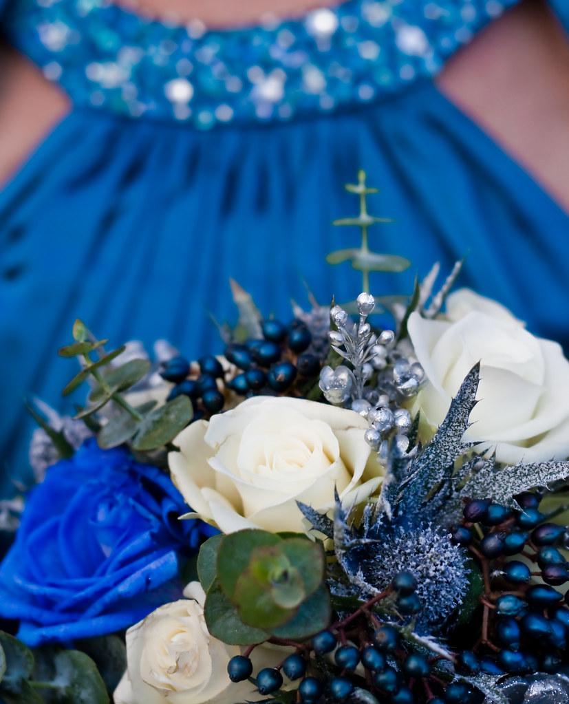 Bridesmaid's boquet