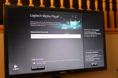 Success - Google TV, DLNA, Ubuntu Media Server!