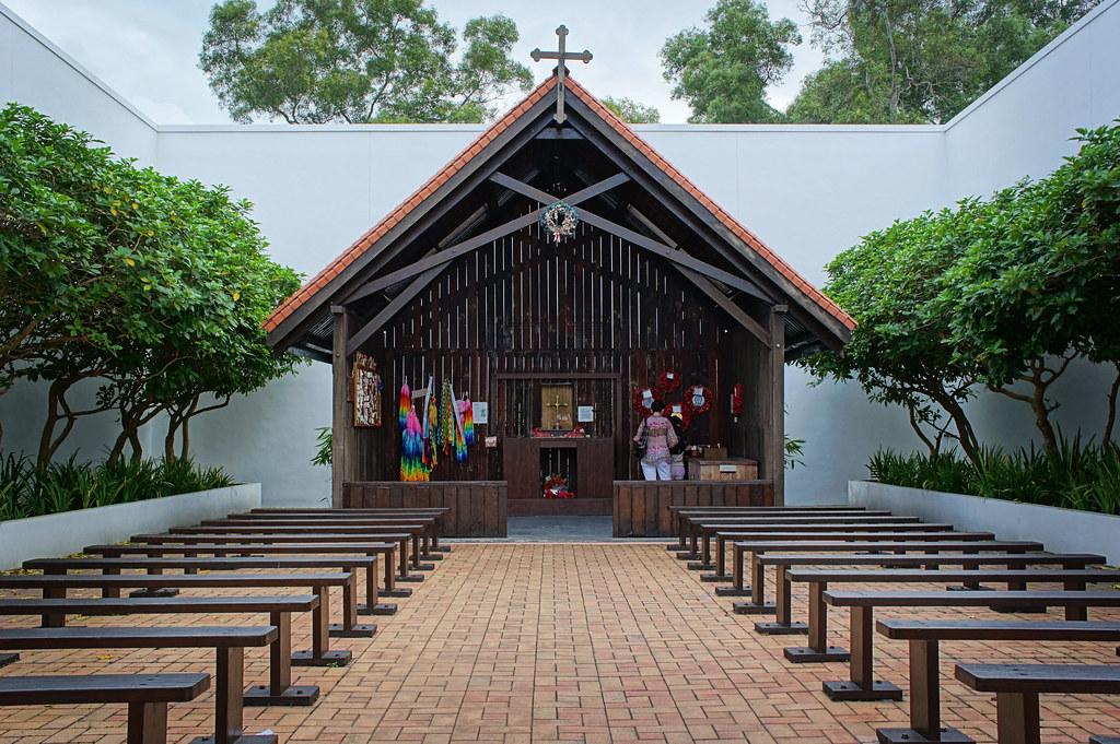 Changi Chapel, Singapore