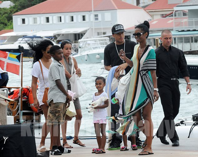 kimporterdaily kim porter and kids