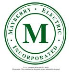 Mayberry Logo - Bronze 150 x 150