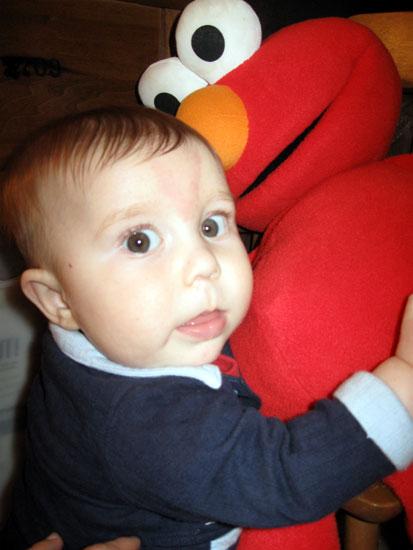 KFP and Elmo