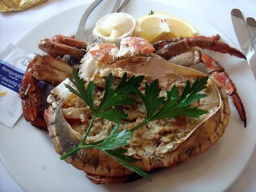 Crab Starter