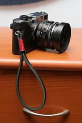 811 (Brad Maestas) Tags: camera leica classic leather 50mm panda cosina voigtlander rangefinder f1 case porn half strap pr0n f11 m6 nokton cv gordy artisanartist