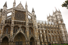 Honeymoon in London (bdshaler) Tags: england london westminsterabbey cathedral bigben buckinghampalace westminstercathedral thepalaceofwestminster
