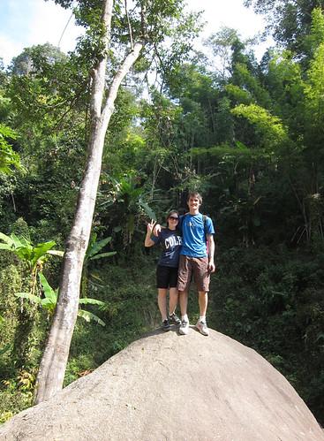 Chiang Mai Jungle trek, day 60