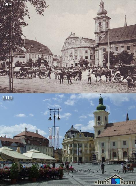 Piata Mare - 1909 - 2010