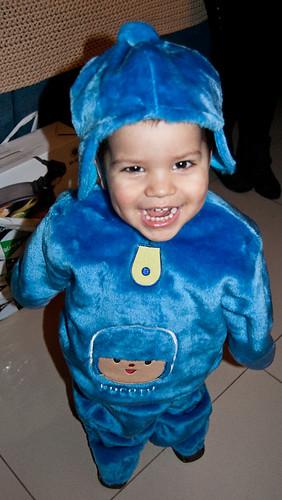 128/365 Lo mejor del día de Reyes, la sonrisa de los más pequeños