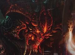 Diablo fan collection