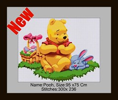 Pooh (kgmsjava) Tags: b copyright by inch stitch  8 class cm canvas business per reserved aida alright 236 x75 size95 seya namepooh stitches300x