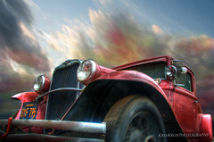 journey of no return (Kris Kros) Tags: auto california ca old vegas sky cloud storm classic car clouds speed photoshop vintage for coast gangster nikon automobile ride action antique ominous no wheels stormy journey return need kris coaster needforspeed hdr kkg d300 3xp photomatix kros kriskros cs5 of saariysqualitypictures kkgallery