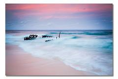 Sleepless Days (Matthew Stewart | Photographer) Tags: ocean sea water long exposure waves ss australia qld wreck photos1 dicky photoset1