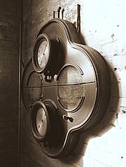 1335 - gauge[s] (allanparke) Tags: toronto ontario canada district picasa distillery picnik gauges balzac