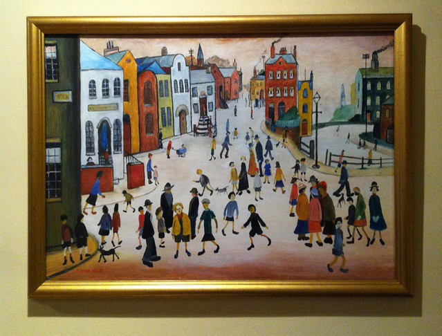 Lowry prints and paintings. - L.S.Lowry - IdeaMarketers - free