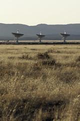 NRAO telescopes (Kevin_Barrett) Tags: newmexico radio landscape minolta sony telescope beercan alpha vla radiotelescope nrao a700