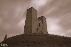 One from last year!! (Sean.2009) Tags: uk england kent nikon britain saxon reculver nd110 d5000