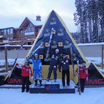 Ford Swette atop GS Podium 2011 Lake Loiuse GMC Cup