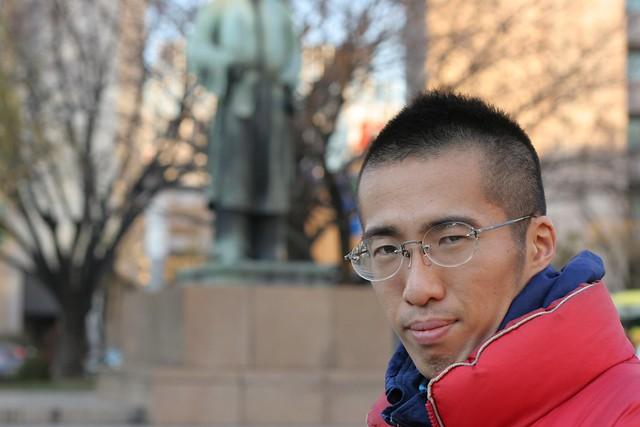 Hajime Endou (Karate fighter, social activist)