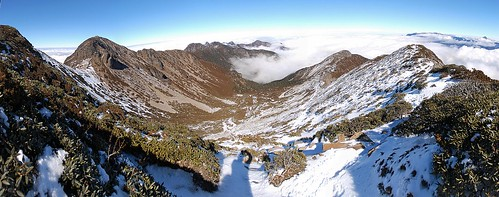 Snow Mountain, Taiwan