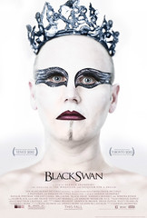 I'm Perfect! (Chicago_Tim) Tags: ballet movie poster tim makeup dancer parody wtf blackswan natalieportman