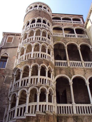 Budapest to Venice: Attractions and Sights St Mark's Square Scala Contarini del Bovolo