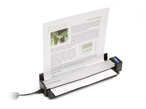 Introducing the Ultra-Portable ScanSnap S1100 – The Smallest ScanSnap Scanner