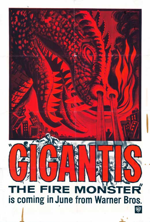 Gigantis the Fire Monster(1959)