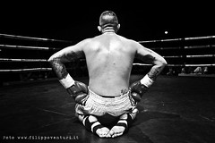 Fight Never End 2 (Filippo Venturi) Tags: 2 blackandwhite white black never fight fighter martial kick arts end arti boxing biancoenero kickboxing boxe marziali