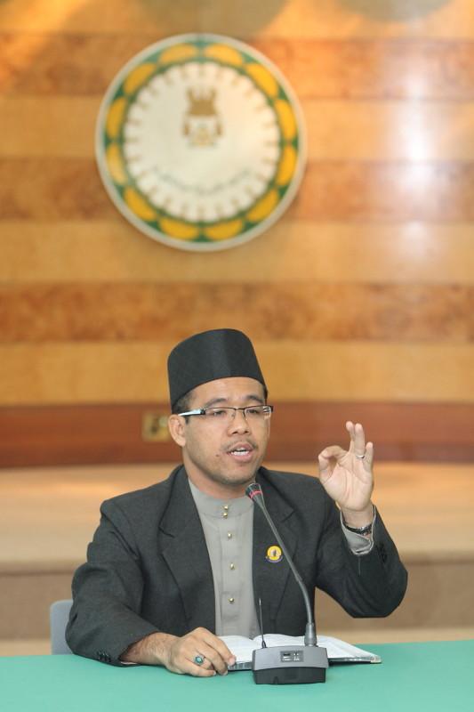 Ustaz Hj Jufri bin Hj Hidup - Panel Forum