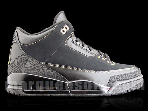 Air Jordan Retro 3 - Black History Month