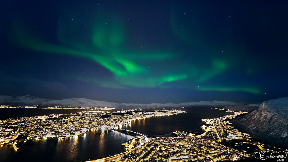 The Northern Lights City