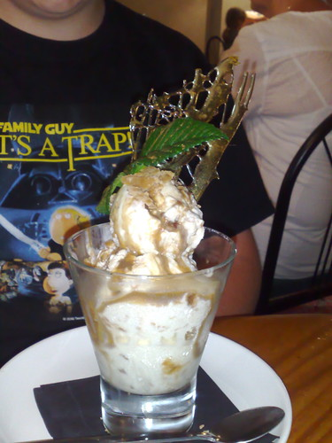 David's dessert