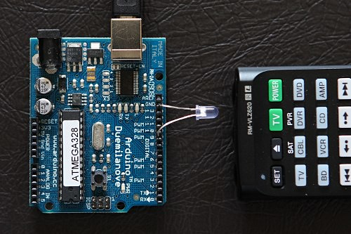 Arduino Remote Control Infrared Player | All Things Electronics
