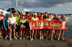 Transe Gaule - přes tisíc kilometrů od moře k moři