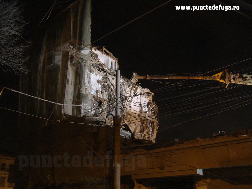 demolare hotel marna