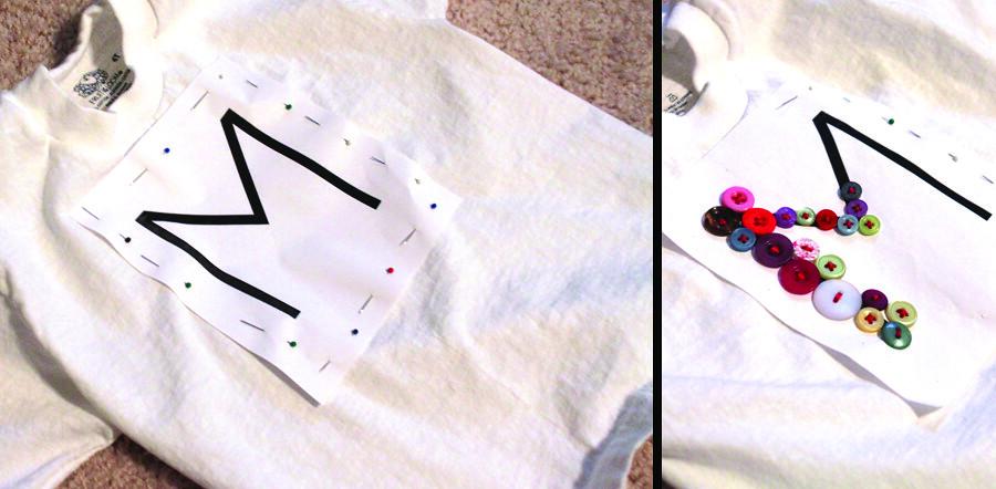 Button Shirt Step 2
