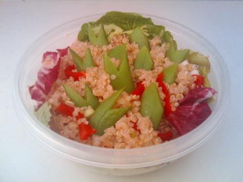 #436 - Quinoa Salad