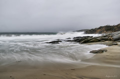 Mother Nature (Arnfinn Lie, Norway) Tags: ocean sea beach nature waves wind lberg carlzeiss1680mm sonyalpha350 arnfinnlie carlzeisslover
