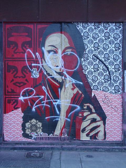 Street Art - Brooklyn NY