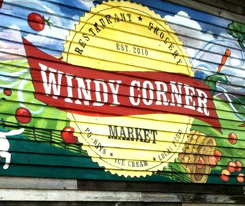 windy Corner sign 1.17.2011