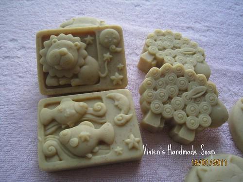 燕麥乳皂_Ivy