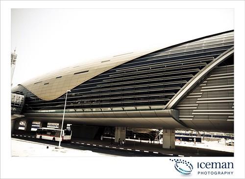 Dubai Metro Station 106