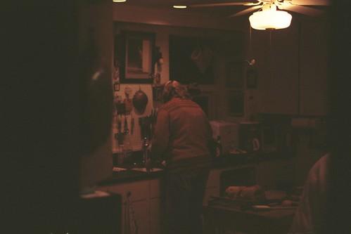 film. waffle hill farm, kitchen