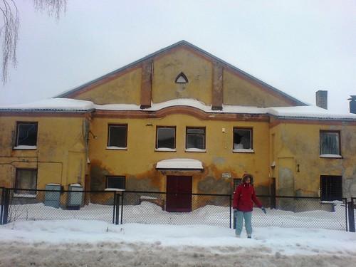 Jonavos žydų sinagoga