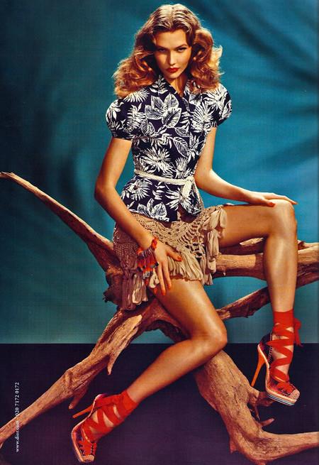 07  Campaña primavera 2011 Dior