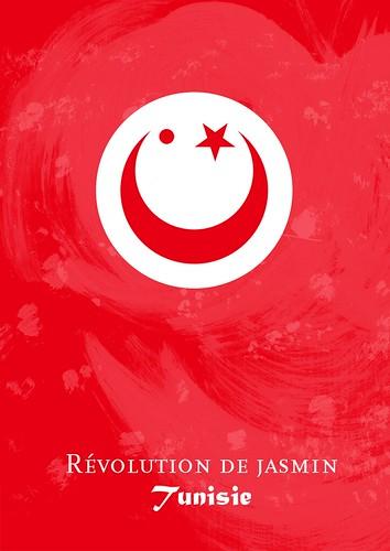La Révolution de Jasmin , Tunisie