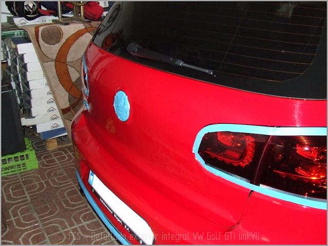 Detallado exterior VW Golf GTI mkVI-12