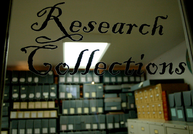 The Explorer's Club Reseach Collections