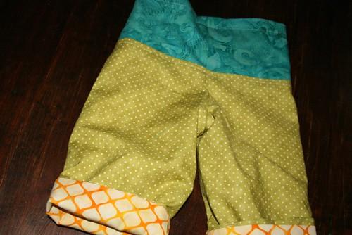 Quck Change Trousers
